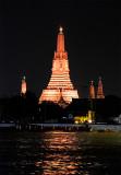 Wat Arun - Temple of Dawn in Bangkok