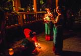 Celebrating Loi Krathong