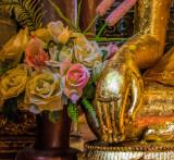 Golden Buddha Hand