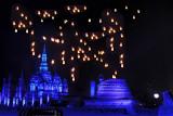 Rising Lanterns at Loi Krathong