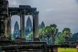 Angkor Before the Rain