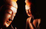 A Contemplative Buddha