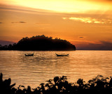 Sunrise Phra Nang Beach