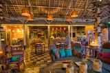 Eclectic Decor at Balique Vintage Cafe / Resturant