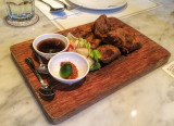 Peranakan Appetizers at 'Violet Oon's' Restaurant
