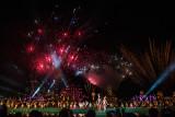 Full Cast & Fireworks