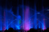 Laser Light & Water Show