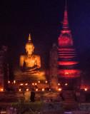 Sukhothai at Night
