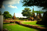 Another section of Ayutthaya