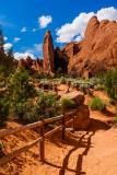 Path To Landscape Arch