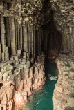 Basalt Columns of Staffa Island