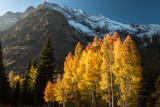 Fall in Little Cottonwood Canyon, Utah