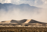 Rock and Sand:  Death Valley