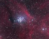 NGC 3293 in Carina