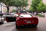 Corvette Show in the Square