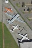 Dornier Museum from above...