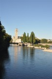 Isar River and German Museum of Technology