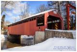 38-13-02 Carbon County, Little Gap Covered Bridge