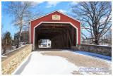 38-48-01 Northampton County, Solt's Mill / Kreidersville Covered Bridge