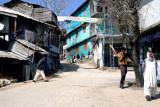 Bazaar near Khaigala