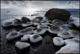 Still cold temperatures in march - Grönhögen harbor - Öland