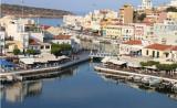 Agh Nikuloas Crete