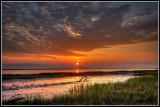 Coastal Sunrise, Georgia