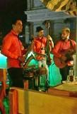 CUBA_3543 Dinner music at Casa Prado