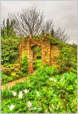 An Archway in the White Garden