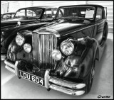 1951 Jaguar MKV 3.5 Litre Drophead Coupe