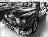 1967 Jaguar MK2 3.8 Litre Saloon