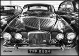 1969 Jaguar 420G Saloon