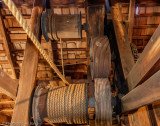 Old Mill Pulley System