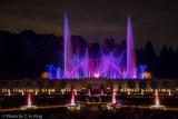 Longwood Main Fountain Display