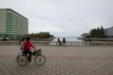 Coastal town of Wonsan
