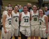 2017-02-28 Seton girls vs Waverly Sectional Semifinals