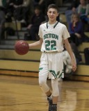 2018-01-30 Seton boys varsity basketball vs Oneonta
