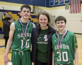 2018-02-16   Seton boys varsity basketball vs Ithaca STAC finals