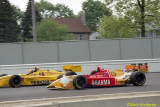 26th  Raul Boesel,   Reynard 96i/Ford Cosworth XD