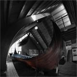 Kvalsund ship, c600AD.