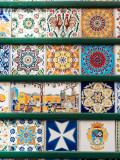 Display of Tiles