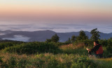 Blue Ridge Parkway and the A.T.