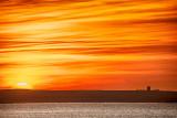 Mutton Island Sunset