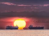 Ships at Dawn