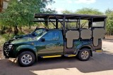 Kruger Tour vehicle