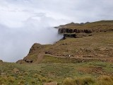 Sani Pass road