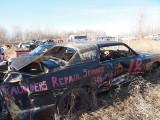 Old car 8487