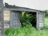 Old farm building 9379
