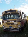 Old bus 9275866