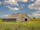 Abandoned building 1522